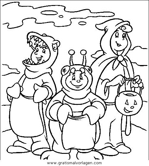 halloween 044 gratis malvorlage in halloween verschiedene