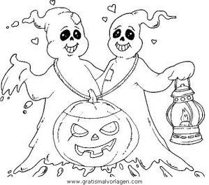 halloween gespenst 32 gratis malvorlage in gespenst