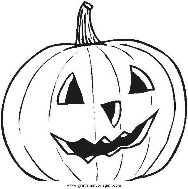 halloween kurbisse 24 gratis Malvorlage in Halloween, Kürbisse ...