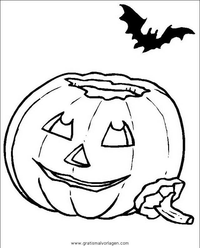 halloween kurbisse 31 gratis malvorlage in halloween