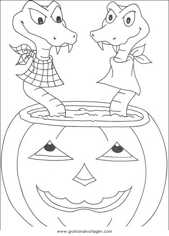 halloween kurbisse 38 gratis malvorlage in halloween