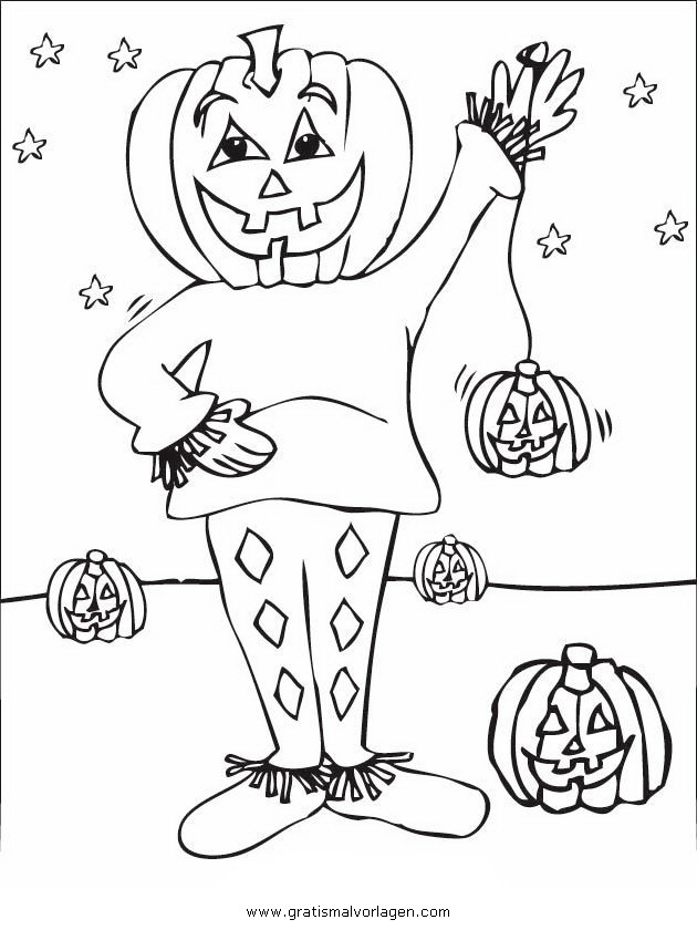 halloween kurbisse 67 gratis malvorlage in halloween
