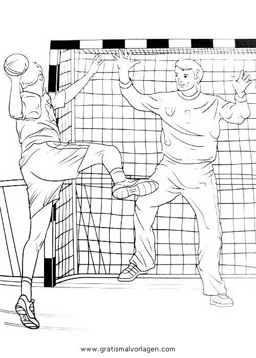 Handball Clipart Kostenlos 7 Clipart Station