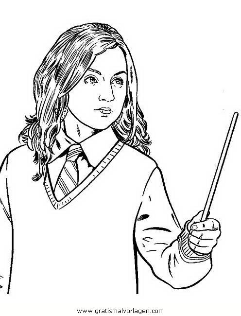 Harrypotter 30 Gratis Malvorlage In Comic