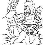 Heidi Malvorlagen Zum Ausmalen Für Kinder