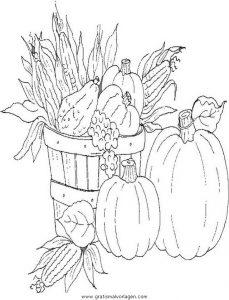 Herbstfruchte 25 Gratis Malvorlage In Essen Trinken Herbstfrüchte