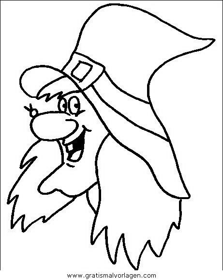 Sendung Maus 09 Gratis Malvorlage In Comic: Hexen 09 Gratis Malvorlage In Feste, Hexe Befana