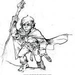 Hobbit Malvorlagen Zum Ausmalen Für Kinder