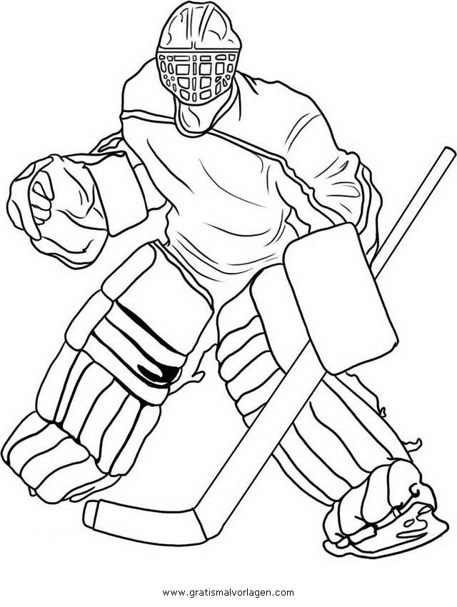Hockey 0 Gratis Malvorlage In Sport Verschiedene Sportarten