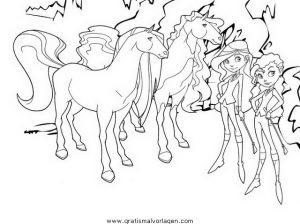 horseland 09 gratis malvorlage in comic  trickfilmfiguren, horseland - ausmalen