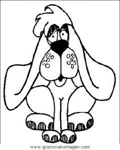 Malvorlage Hunde hunde 58