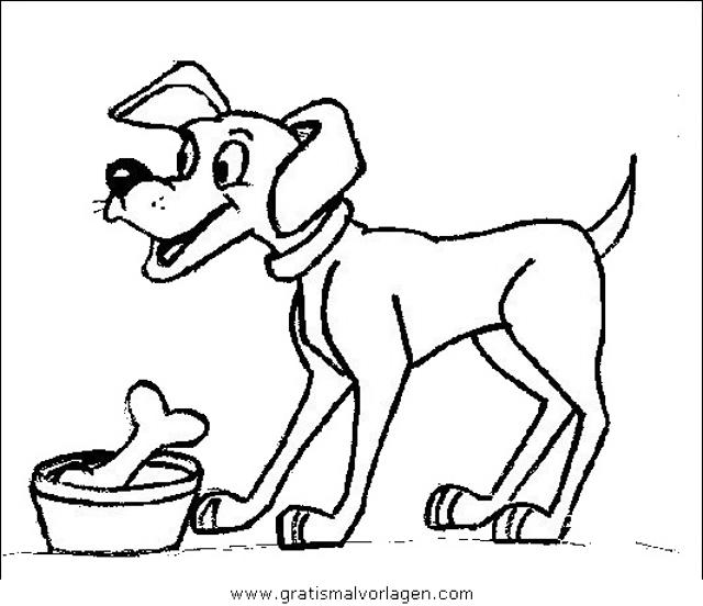 hunde 72 gratis malvorlage in hunde tiere  ausmalen