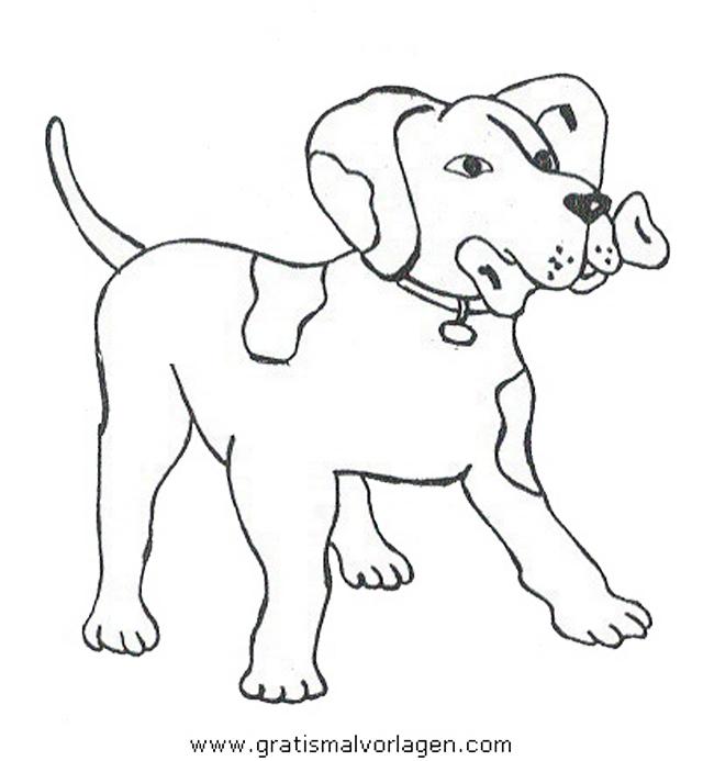 hunde 92 gratis malvorlage in hunde tiere  ausmalen