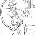 Indiana Jones Malvorlagen Zum Ausmalen Fur Kinder