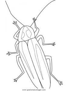 Insekten 10 Gratis Malvorlage In Insekten Tiere Ausmalen