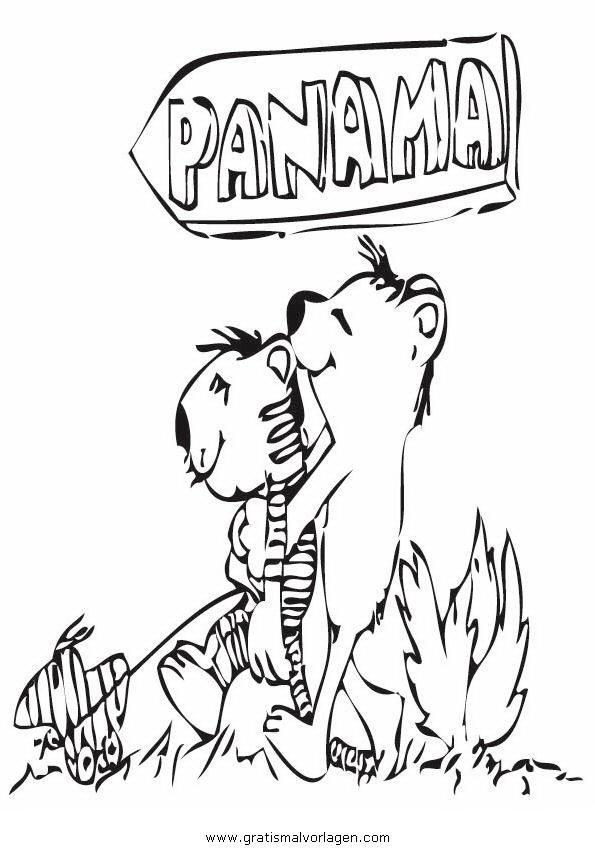 janosch 22 gratis malvorlage in comic  trickfilmfiguren