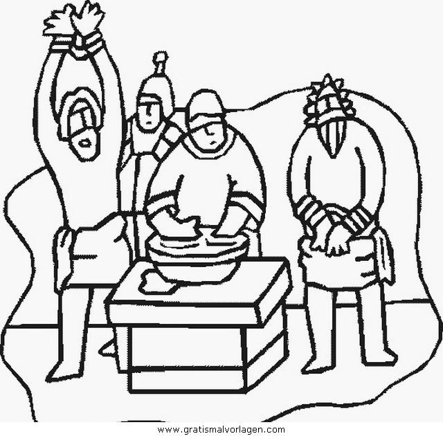 jesus 029 gratis malvorlage in jesus religionen  ausmalen