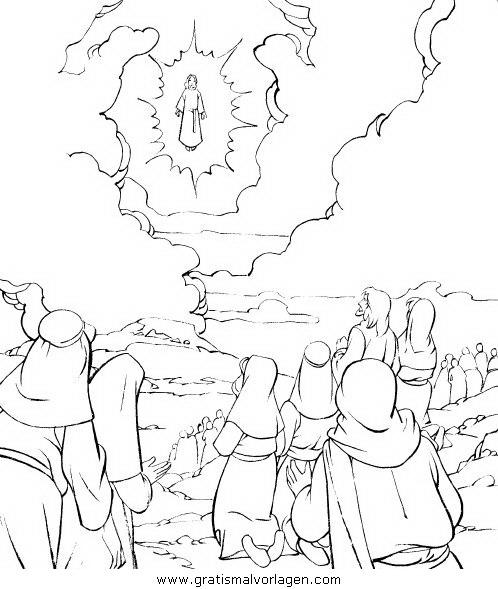 jesus 045 gratis malvorlage in jesus religionen  ausmalen