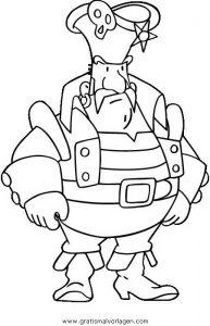 Jim Knopf 1 Gratis Malvorlage In Comic Trickfilmfiguren Jim Knopf