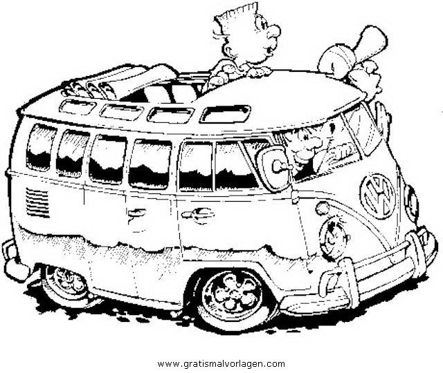 kaefer 6 gratis malvorlage in autos transportmittel