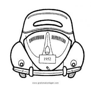 Kaefer 7 Gratis Malvorlage In Autos Transportmittel Ausmalen