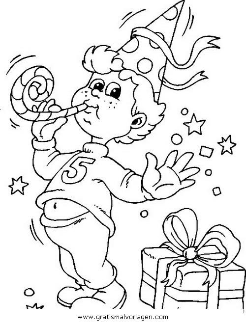 Galupy 1 Gratis Malvorlage In Comic Trickfilmfiguren: Konfetti 1 Gratis Malvorlage In Feste, Karneval
