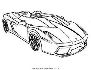 Lamborghini 05 Gratis Malvorlage In Autos2 Transportmittel Ausmalen