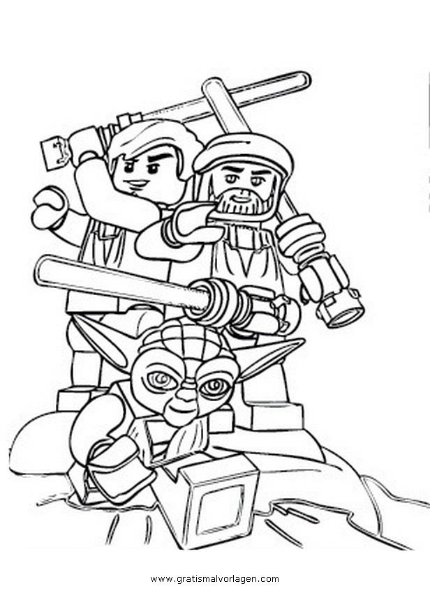 lego chima 08 gratis malvorlage in comic