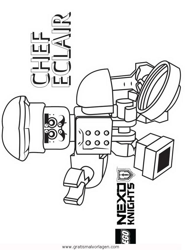 lego nexo knights 23 gratis Malvorlage in Comic & Trickfilmfiguren ...