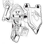 Lego Nexo Knights Malvorlagen Zum Ausmalen Fur Kinder
