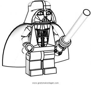 Lego Star Wars 08 Gratis Malvorlage In Comic Trickfilmfiguren