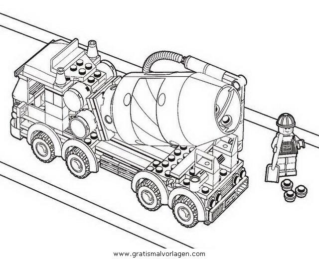 Lego 03 Gratis Malvorlage In Comic Trickfilmfiguren Lego Ausmalen