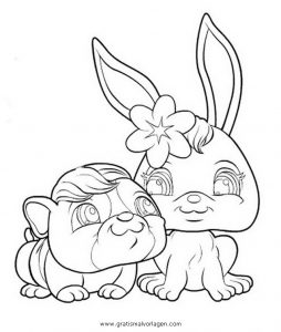Malvorlage Littlest Pet Shop littlepetshop 13