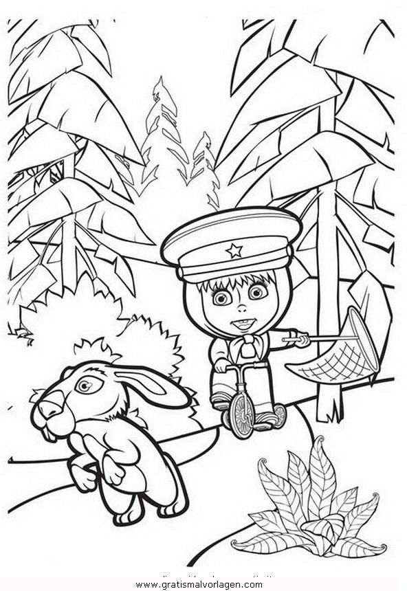 Sendung Maus 09 Gratis Malvorlage In Comic: Macha Mascha 09 Gratis Malvorlage In Comic