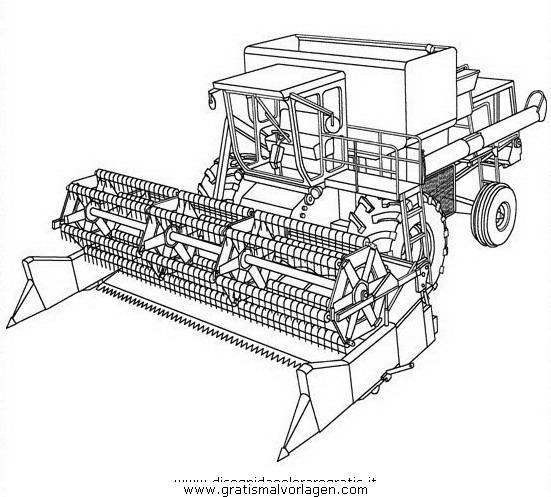 Baumaschinen Malvorlagen Zum Ausmalen Für Kinder