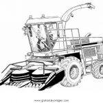 Malvorlagen Landwirtschaftliche Maschinen Coloring And Malvorlagan