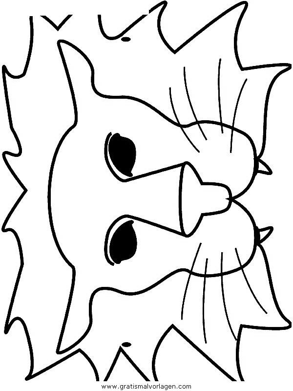 masken 19 gratis malvorlage in masken spiele  ausmalen