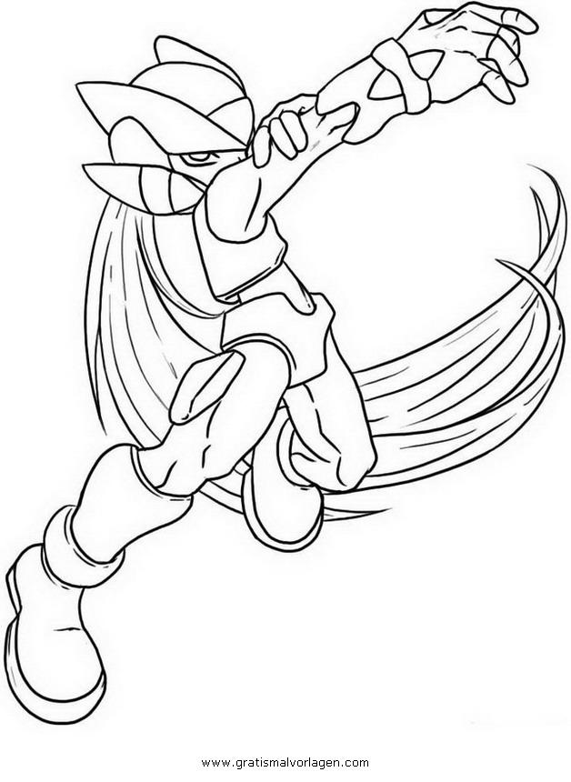 Megaman 06 Gratis Malvorlage In Comic Amp Trickfilmfiguren