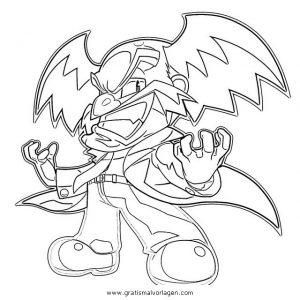 Malvorlage Mega Man megaman 20