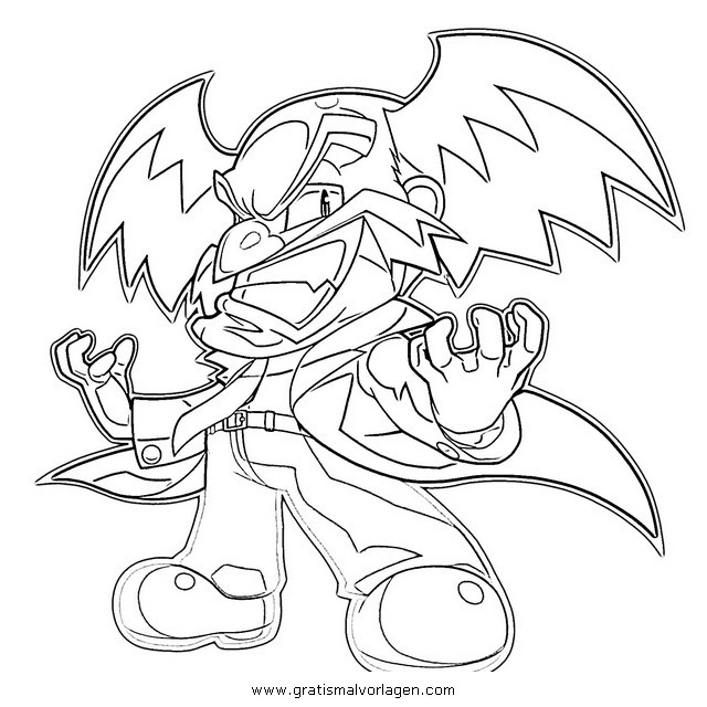 Rayman 11 Gratis Malvorlage In Comic Trickfilmfiguren: Megaman 20 Gratis Malvorlage In Comic & Trickfilmfiguren