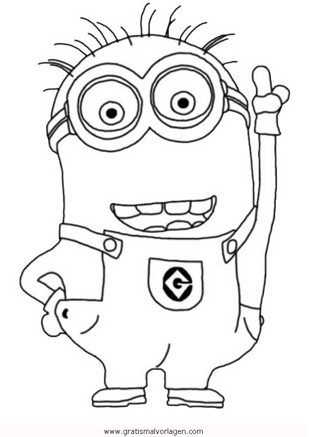Rayman 11 Gratis Malvorlage In Comic Trickfilmfiguren: Minions 11 Gratis Malvorlage In Comic & Trickfilmfiguren