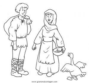 Malvorlage Mittelalterkonig Coloring And Malvorlagan