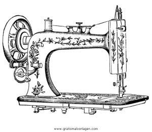 naehmaschine 3 gratis malvorlage in beliebt12, diverse malvorlagen - ausmalen