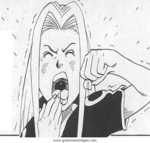 Malvorlage Naruto naruto sakura 04