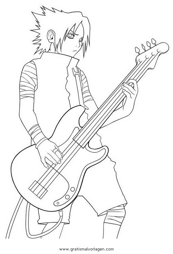 Sendung Maus 09 Gratis Malvorlage In Comic: Naruto Sasuke 09 Gratis Malvorlage In Comic