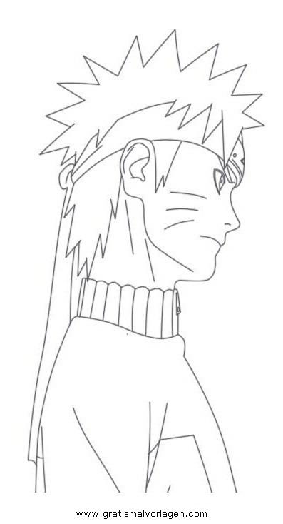Naruto Sasuke 11 Gratis Malvorlage In Comic Trickfilmfiguren