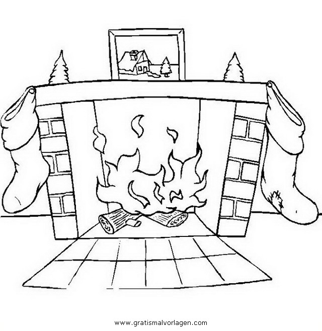 Galupy 1 Gratis Malvorlage In Comic Trickfilmfiguren: Ofen 1 Gratis Malvorlage In Diverse Malvorlagen, Möbel