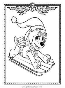 Paw patrol 04 gratis malvorlage in comic for Disegni di paw patrol