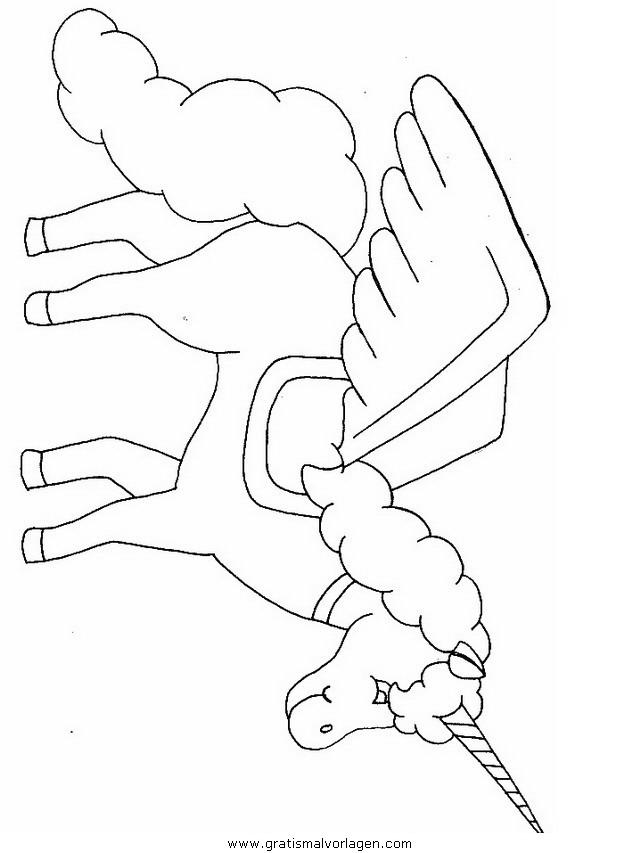 pegasus 25 gratis malvorlage in fantasie pegasus  ausmalen