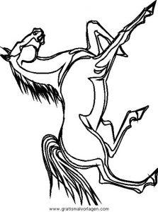 pferde 45 gratis malvorlage in pferde, tiere - ausmalen